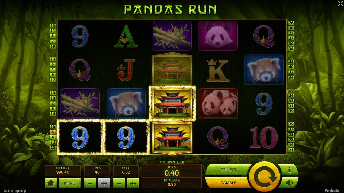 Panda's Run Slot