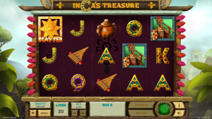 Inca's Treasure Slot