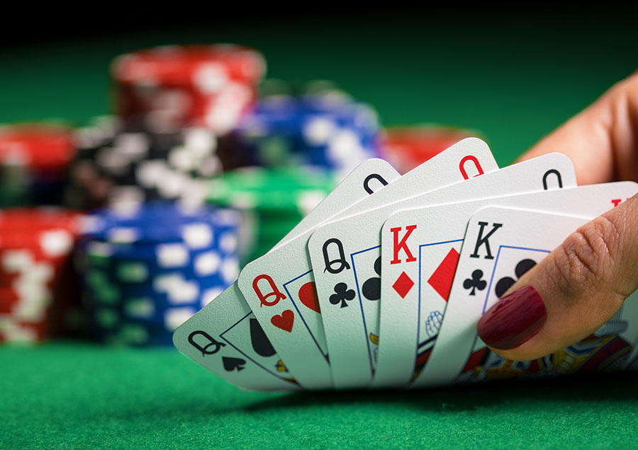 Top Texas Hold'em Poker Sites