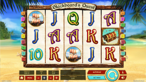 Blackbeard's Quest Slot