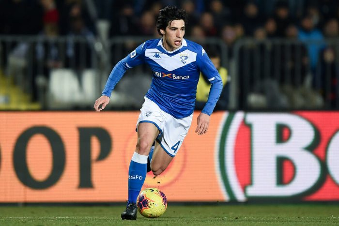 20 to Watch in 2020: Sandro Tonali - The Warm-Up by Compare.bet®