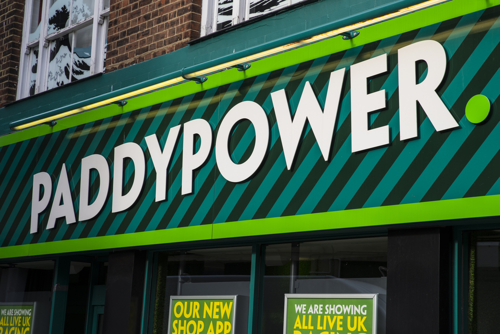 paddy power uk betting shops in the uk