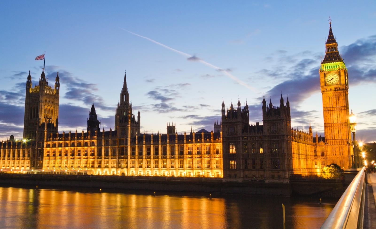 UK Houses Parliament