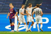 This Week in Football: Barca Humiliated, Man United Out of Europa and Rangers Stutter