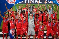 This Week in Football: Bayern Win Champions League, Sevilla Win Europa League and Premier League Fixtures Announced