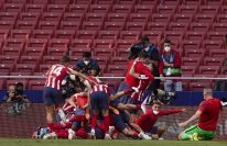 This Week in Football: Atleti One Away, Leicester Win FA Cup and City Claim Title